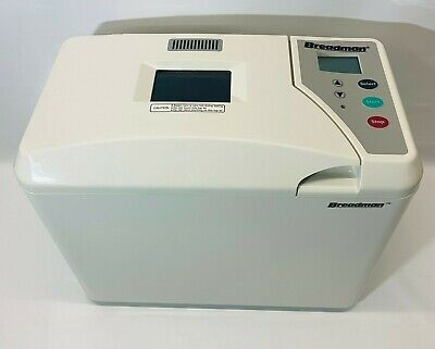Breadman Automatic Bread Maker Machine Model TR-777 - Tested Works Great!