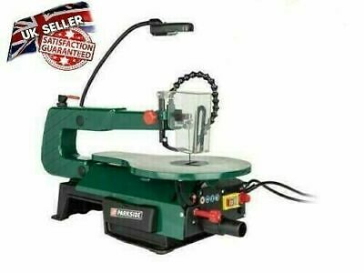 Parkside Tools 120W Scroll Saw PDS 120 B2 With LED Lamp New UK