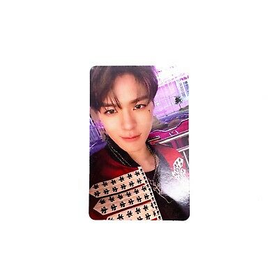 [NCT DREAM] RELOAD / Ridin' / Official Photocard / Ridin' Ver. - JENO