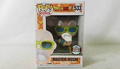 Funko Pop Animation Dragon Ball Super Master Roshi Specialty Series Figure #533