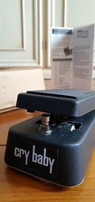 Dunlop Original Cry Baby Wah Guitar Effect Pedal - COME NUOVO