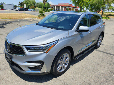 2019 Acura RDX Advance Package Sport Utility 4-Door 2019 ACURA RDX w/ADVANCE PACKAGE, ONLY 7K MI, DON'T MISS!