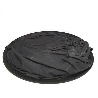 """Savage 60x72"""" Collapsible Disc / Reversible Muslin Style Background - SKU1268216"""