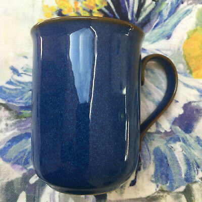 Denby Imperial Blue Straight Sided Stoneware Mug