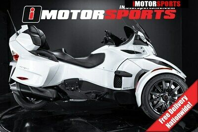 2019 Can-Am SPYDER RT SE-6  2019 Can-Am SPYDER RT SE-6, WHI with 62 Miles available now!