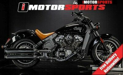2019 Indian Motorcycle Scout ABS Thunder Black  2019 Indian Motorcycle Scout ABS Thunder Black, BLK with 5,762 Miles available n