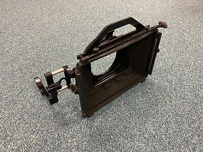 Chrosziel MB 805 Production Matte Box for 19mm Rods with swing away arm