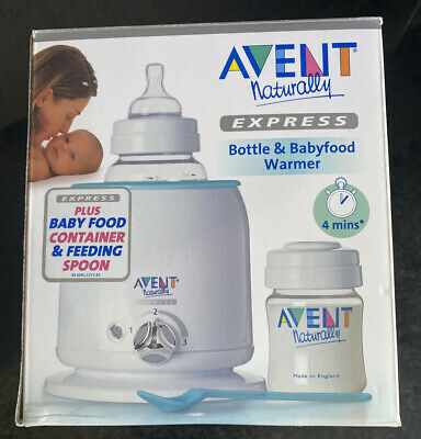 Avent Naturally Express - Bottle & Baby Food Warmer