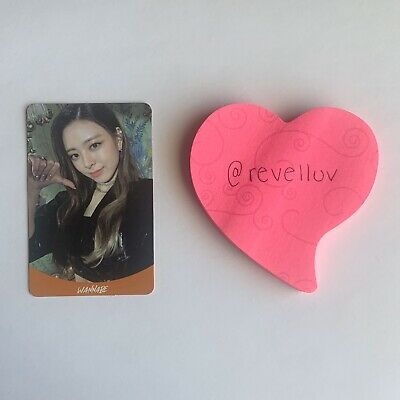 Yuna Official Photocard iTZY 2nd Mini Album IT'z ME Wannabe Kpop [US SELLER]