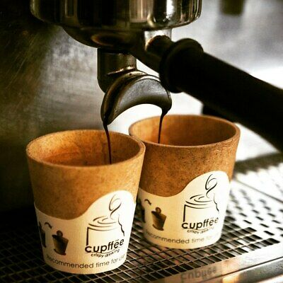 Cupffee the edible wafer cup for your coffee! | Indiegogo