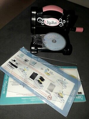 Sizzix Big Shot wNeu