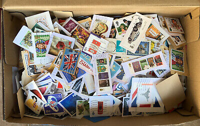 GB QEII 1971-Modern 1KG Stamps On Paper ALL USED