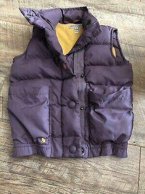 Girls Joules Gilet Age 5 Years