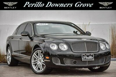 2012 Bentley Continental Flying Spur With Navigation 2012 Bentley Continental Flying Spur for sale!