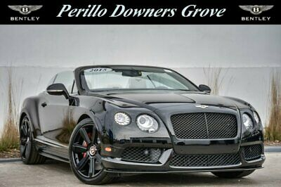 2015 Bentley Continental GT Concours Series 2015 Bentley Continental GTC V8 S for sale!