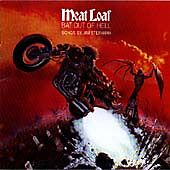 Meat Loaf - Bat Out Of Hell [CD] Album 1977, Used