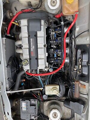 Ford fiestas xr2 st170 engine conversion