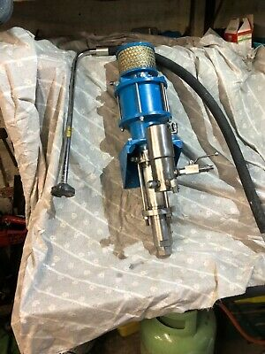 Wiwa 72/75 10 Lpm paint pump