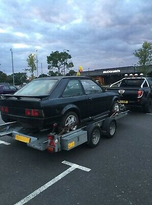 1989 escort rs turbo series 2 project barn find