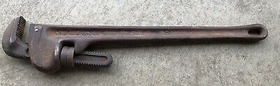 "Ridgid 24"" Metal Pipe Wrench"