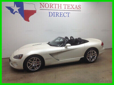 2006 Dodge Viper FREE HOME DELIVERY! SRT10 Convertible V10 6 Speed 2006 FREE HOME DELIVERY! SRT10 Convertible V10 6 Speed  Used 8.3L V10 20V Manual