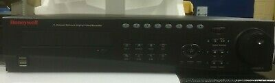 Honeywell 8- Channel Network Digital Video Recorder with 1 TB Storage