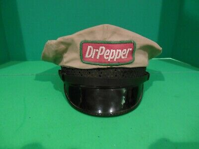 Dr. Pepper Driver Salesman Hat