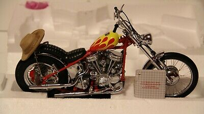 Franklin Mint Harley-Davidson The Billy Bike Easy Rider Motorcycle