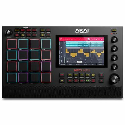 Akai Professional MPC Live II Standalone Music Production Center MPC Live 2