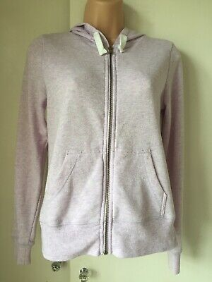 New Look Generation Pale Lilac Zip Up Hoodie Age 12-13