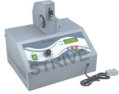 Physiotherapy Professional Neck Cervical & Lumber Traction Machine LCD Display