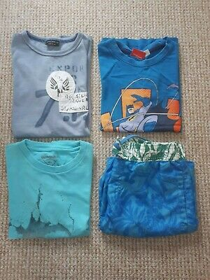 Boys Bundle inc Next, Quick Silver and John Lewis Size 4 - 6 years