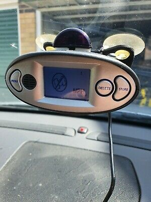 Road Angel speed camera and Laser Detector