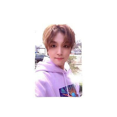 [NCT DREAM] RELOAD / Ridin' / Official Photocard / Rollin' Ver. - HAECHAN