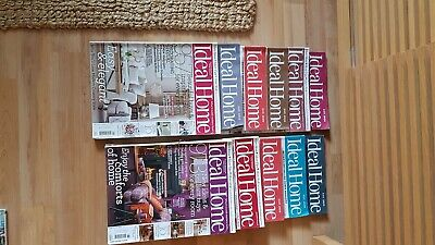 Ideal Home magazines