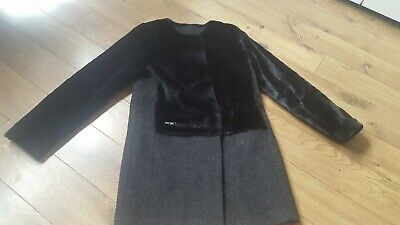 Girls Coat Age 11 From NEXT Worn Once