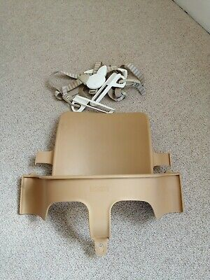 Stokke Tripp Trapp Baby Set PLUS harness- Natural Colour