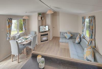 Static caravan for sale 2 bedroom off site self build ideal annex BRAND NEW