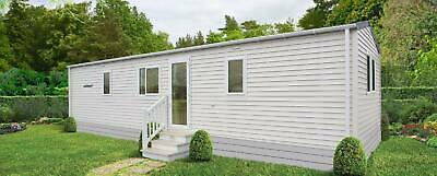 Mobile home for sale off site self build for own land 2 bedroom brand new