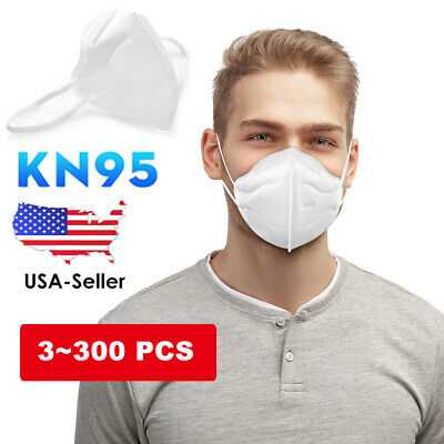 9/18/24Pcs KN95 Face Disposable Mask Protective Cover KN-95 Masks 5-LAYERS Mask