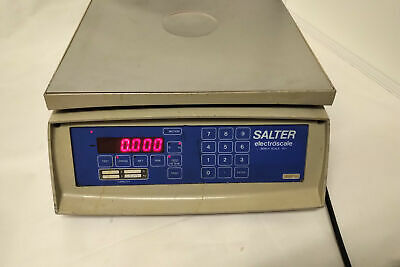 SALTER 401 COMMERCIAL WEIGHING SCALES UPTO 50kg