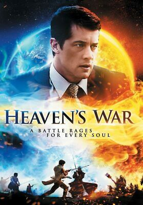 Heaven's War- A Battle rages for Every Soul- DVD Brand New- Widescreen- 2018
