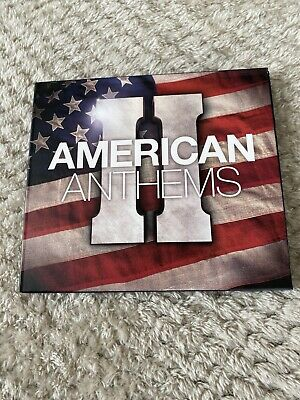 Various Artists - American Anthems II (3CD)
