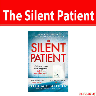 The Silent Patient The Richard and Judy bookclub pick by Alex Michaelides PB NEW