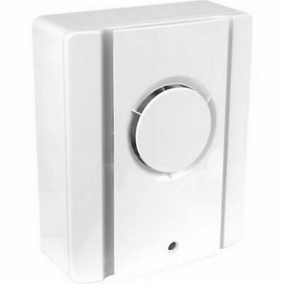 """Acel 100mm 4"""" Standard Centrifugal Fan with Timer AC6148"""