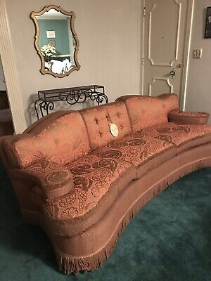 Vintage Pullman Couch Excellent Condition