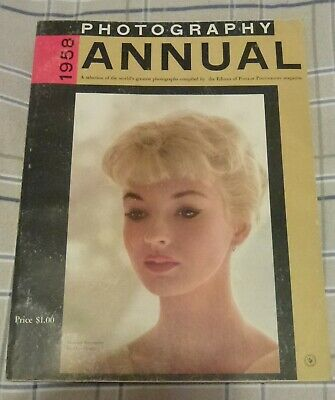 Photography Annual USA 1958 some glamour