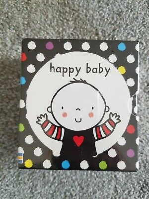 Babys First Black And White Set Of 4 Books Brand New
