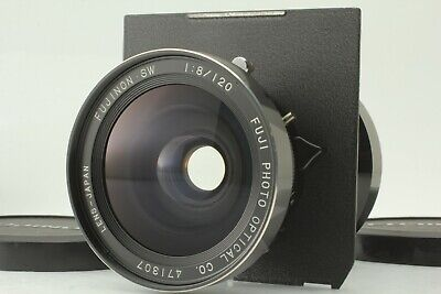 【 EXC+5 】 Fujifilm Fuji Fujinon SW 120mm f/8 Lens Copal No.0 Shutter from JAPAN