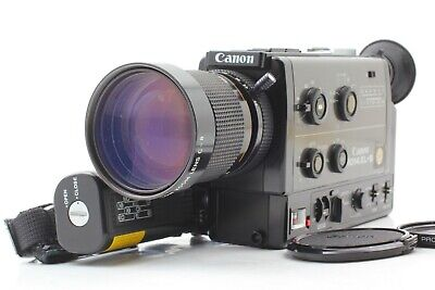 【 EXC+++++ 】Canon 1014 XL-S Super 8 8mm Movie Film Camera from JAPAN #1560